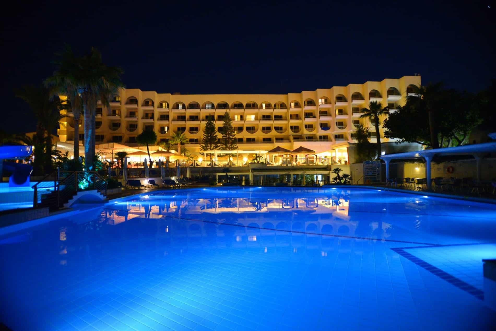 The Golden Coast Beach Hotel Protaras