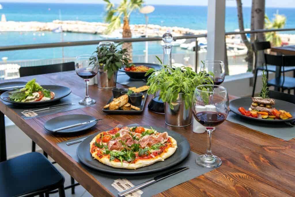 ΄Mamma Leone΄ Italienisches Restaurant