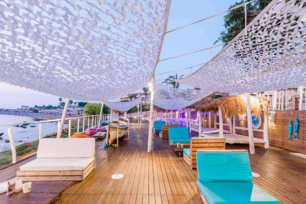'Por El Mar' Beach Bar